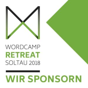 Sponsoren Logo des WordCamp Retreat Soltau 2018
