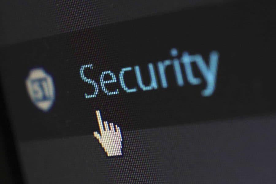 Darstellung einer Illustration zum Thema Sicherheit